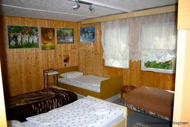 Schlafzimmer 2, Wohnung 3