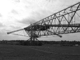 Das imposante Besucherbergwerk F60