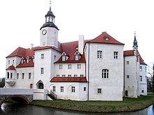 Das historische Wasserschloss Fürstlich Drehna